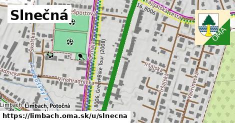 ilustrácia k Slnečná, Limbach - 441m