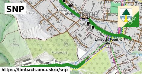ilustrácia k SNP, Limbach - 1,74km