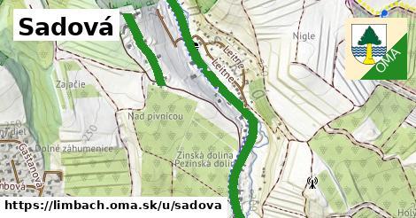 ilustrácia k Sadová, Limbach - 1,11km