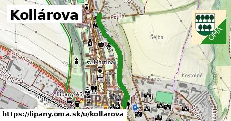 ilustrácia k Kollárova, Lipany - 644m