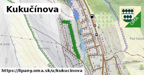 ilustrácia k Kukučínova, Lipany - 452m