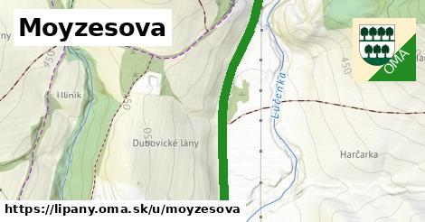 Moyzesova, Lipany