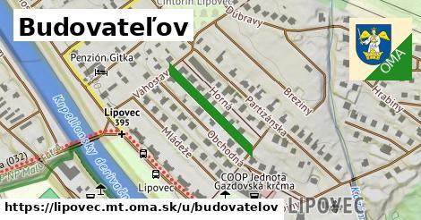 ilustrácia k Budovateľov, Lipovec, okres MT - 203m