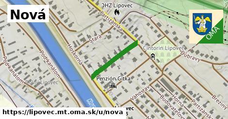 ilustračný obrázok k Nová, Lipovec, okres MT