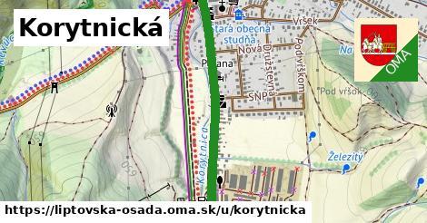 ilustračný obrázok k Korytnická, Liptovská Osada