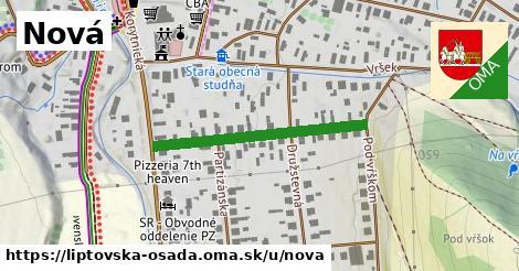 ilustračný obrázok k Nová, Liptovská Osada