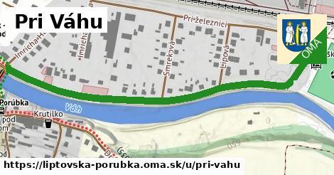ilustrácia k Pri Váhu, Liptovská Porúbka - 0,78km