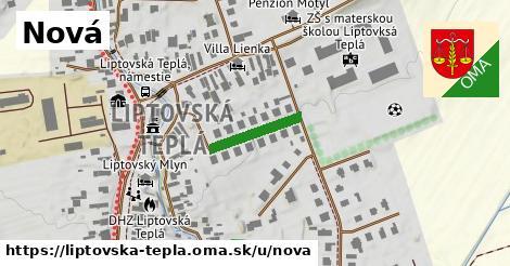 ilustrácia k Nová, Liptovská Teplá - 143m