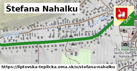 ilustrácia k Štefana Nahálku, Liptovská Teplička - 0,70km