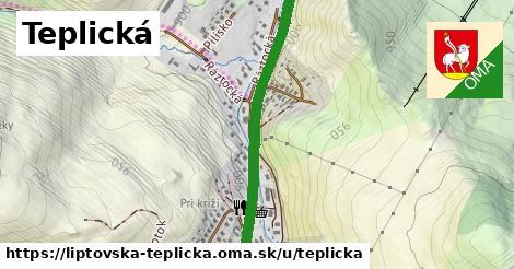 ilustrácia k Teplická, Liptovská Teplička - 1,63km