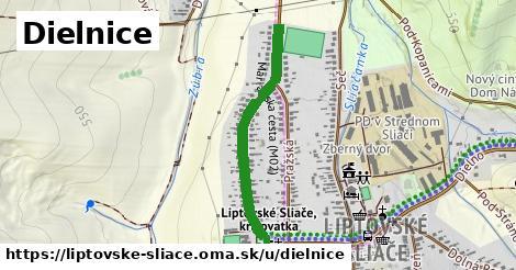 ilustrácia k Dielnice, Liptovské Sliače - 0,91km