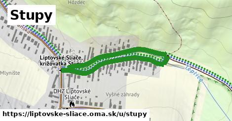 ilustrácia k Stupy, Liptovské Sliače - 0,71km
