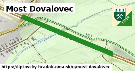 ilustrácia k most Dovalovec, Liptovský Hrádok - 1,07km