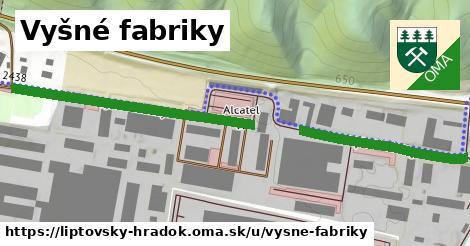 ilustrácia k Vyšné fabriky, Liptovský Hrádok - 0,94km