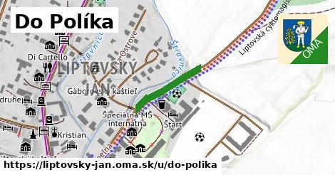 ilustrácia k Do Políka, Liptovský Ján - 198m