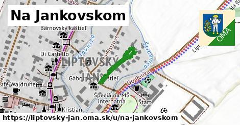 ilustračný obrázok k Na Jankovskom, Liptovský Ján