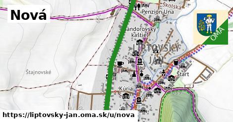 ilustrácia k Nová, Liptovský Ján - 1,10km