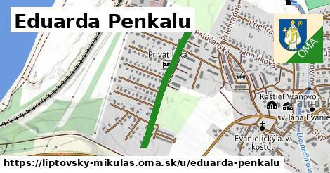 ilustračný obrázok k Eduarda Penkalu, Liptovský Mikuláš
