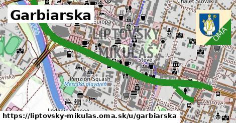 ilustrácia k Garbiarska, Liptovský Mikuláš - 2,6km