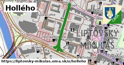 ilustrácia k Hollého, Liptovský Mikuláš - 383m