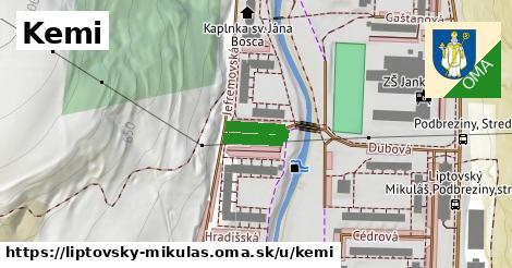 ilustračný obrázok k Kemi, Liptovský Mikuláš