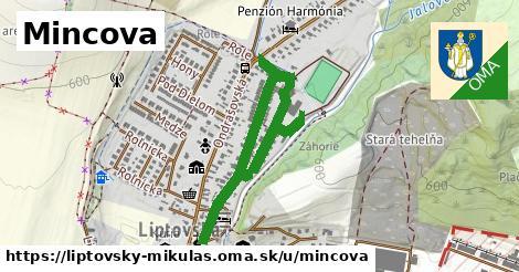 ilustrácia k Mincova, Liptovský Mikuláš - 1,09km