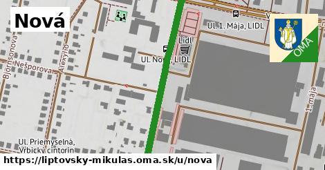 ilustračný obrázok k Nová, Liptovský Mikuláš