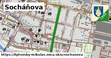 ilustračný obrázok k Socháňova, Liptovský Mikuláš