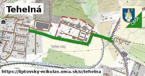 ilustrácia k Tehelná, Liptovský Mikuláš - 0,97km