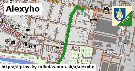 ilustrácia k Alexyho, Liptovský Mikuláš - 1,66km