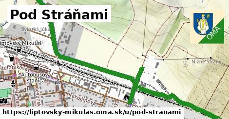 ilustrácia k Pod Stráňami, Liptovský Mikuláš - 2,4km