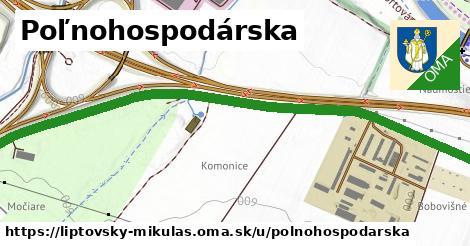 ilustrácia k Poľnohospodárska, Liptovský Mikuláš - 1,85km