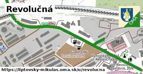 ilustrácia k Revolučná, Liptovský Mikuláš - 0,87km