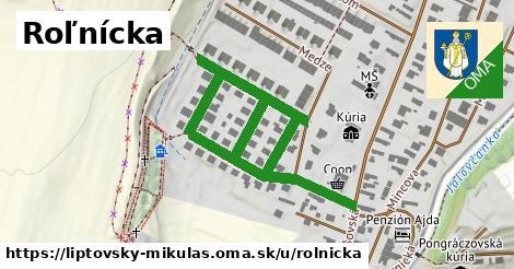 ilustrácia k Roľnícka, Liptovský Mikuláš - 0,74km