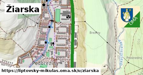 ilustrácia k Žiarska, Liptovský Mikuláš - 1,83km