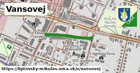 ilustrácia k Vansovej, Liptovský Mikuláš - 421m