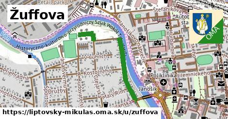 ilustrácia k Žuffova, Liptovský Mikuláš - 676m