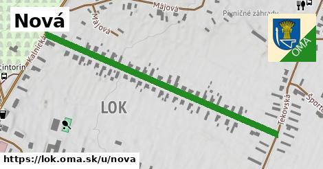 ilustrácia k Nová, Lok - 588m