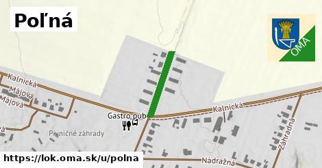ilustrácia k Poľná, Lok - 161m