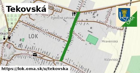 ilustrácia k Tekovská, Lok - 562m