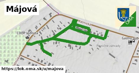 ilustrácia k Májová, Lok - 1,09km
