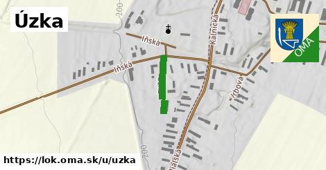 ilustrácia k Úzka, Lok - 135m