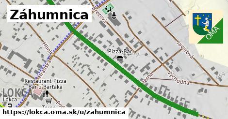 ilustrácia k Záhumnica, Lokca - 676m