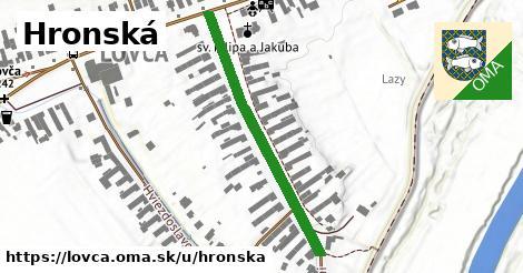 ilustrácia k Hronská, Lovča - 566m