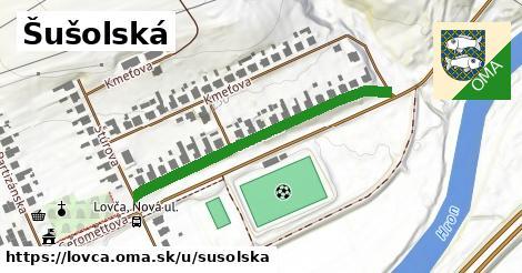 ilustrácia k Šúšolská, Lovča - 403m