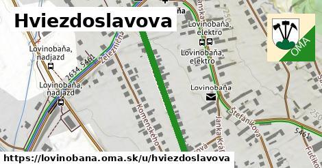 ilustrácia k Hviezdoslavova, Lovinobaňa - 360m