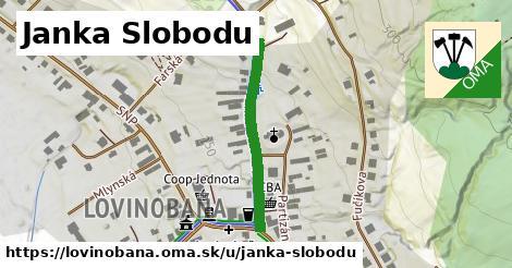 ilustrácia k Janka Slobodu, Lovinobaňa - 314m