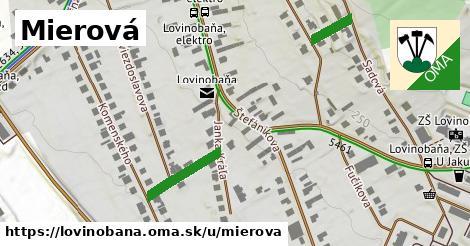 ilustrácia k Mierová, Lovinobaňa - 213m