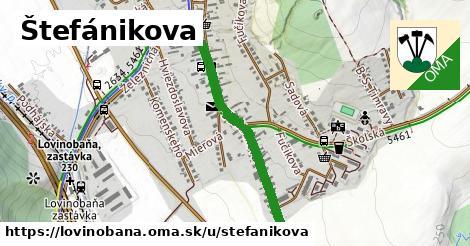 ilustrácia k Štefánikova, Lovinobaňa - 0,82km