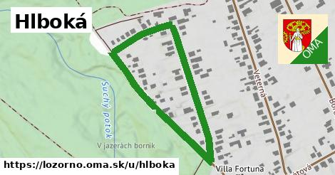 ilustrácia k Hlboká, Lozorno - 0,80km